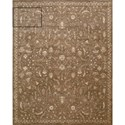 "Nourison Silk Elements 8'6"" x 11'6"" Cocoa Rectangle Rug - Item Number: SKE02 COC 86X116"