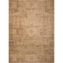 Nourison Silk Elements 12' x 15' Beige Rectangle Rug - Item Number: SKE13 BGE 12X15