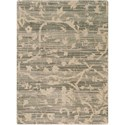 "Nourison Silk Elements 2'3"" x 3' Taupe Rectangle Rug - Item Number: SKE22 TAU 23X3"