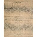 """Nourison Silk Elements 5'6"""" x 8' Beige Rectangle Rug - Item Number: SKE27 BGE 56X8"""