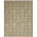 Nourison Silk Elements Area Rug - Item Number: SKE02-Moss-8x10