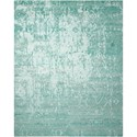 "Nourison Silk Shadows 8'6"" x 11'6"" Marine Rectangle Rug - Item Number: SHA10 MARIN 86X116"