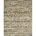 "Nourison Silken Allure 5'6"" x 8' Multicolor Area Rug - Item Number: 15299"