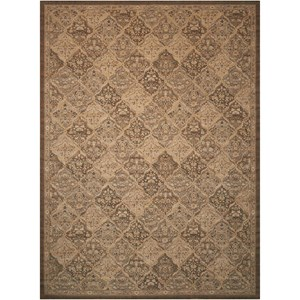 "Nourison Silken Allure 8'6"" x 11'6"" Multicolor Rectangle Rug"