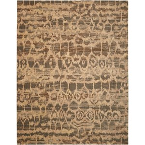 "Nourison Silken Allure 5'6"" x 8' Multicolor Rectangle Rug"