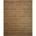 "Nourison Silken Allure 7'9"" x 9'9"" Ash Rectangle Rug - Item Number: SLK20 ASH 79X99"