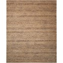 "Nourison Silken Allure 9'9"" x 13' Latte Rectangle Rug - Item Number: SLK26 LATTE 99X13"