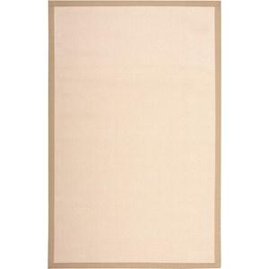 Nourison Sisal Soft 5' x 8' Blanc Area Rug