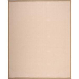 Nourison Sisal Soft 8' x 10' Blanc Area Rug
