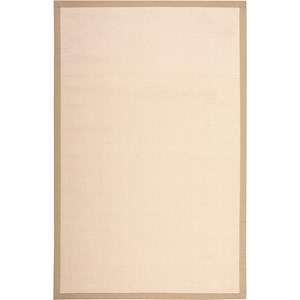 Nourison Sisal Soft 9' x 13' Blanc Area Rug