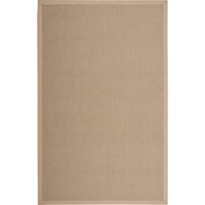 Nourison Sisal Soft 5' x 8' Sand Area Rug