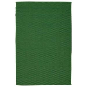 Nourison Sojourn 5' x 7' Green Rectangle Rug