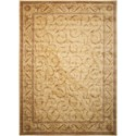 "Nourison Somerset 9'6"" x 13' Ivory Rectangle Rug - Item Number: ST02 IV 96X13"
