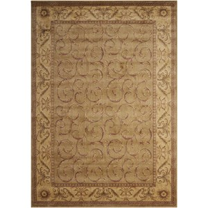 "2' x 2'9"" Meadow Rectangle Rug"