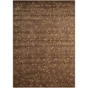 "Nourison Somerset 2' x 2'9"" Khaki Rectangle Rug - Item Number: ST04 KHA 2X29"
