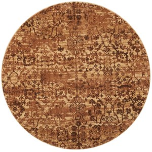 "Nourison Somerset 5'6""XROUND  Rug"