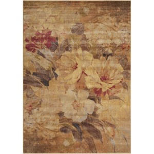 "Nourison Somerset 3'6"" x 5'6"" Multicolor Rectangle Rug"