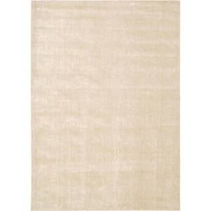 "Nourison Starlight 7'6"" x 10'6"" Oyster Area Rug"