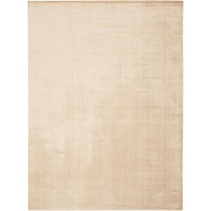 "Nourison Starlight 5'3"" x 7'5"" Oyster Area Rug"