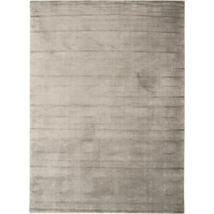 "Nourison Starlight 5'3"" x 7'5"" Pewter Area Rug"