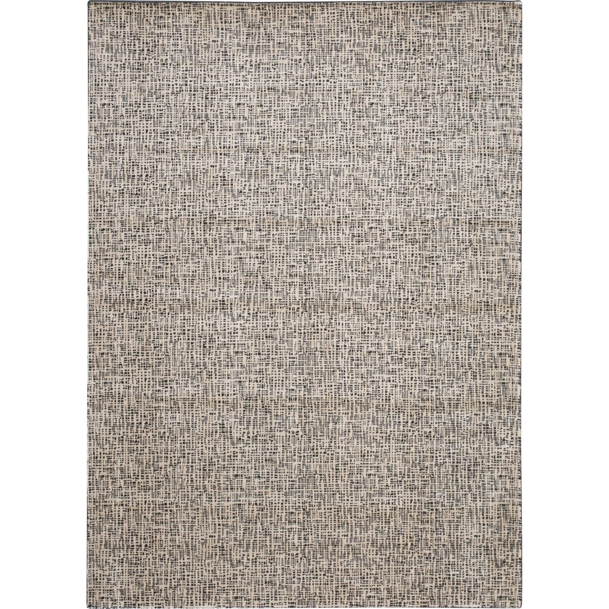 "Nourison Starlight 5'3"" x 7'5"" Midnight Area Rug - Item Number: 29189"