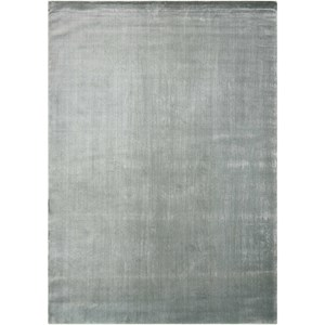 "Nourison Starlight 3'5"" x 5'5"" Pewter Rectangle Rug"