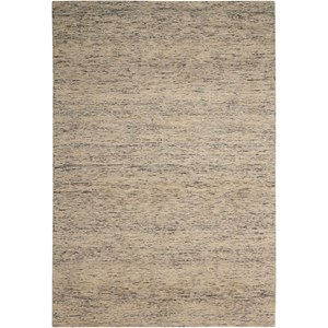 "Nourison Sterling 5' x 7'6"" Grey Rectangle Rug"