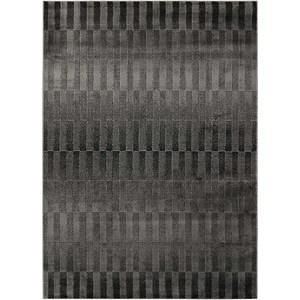 "Nourison Studio 7'10"" x 10'6"" Smoke Rectangle Rug"