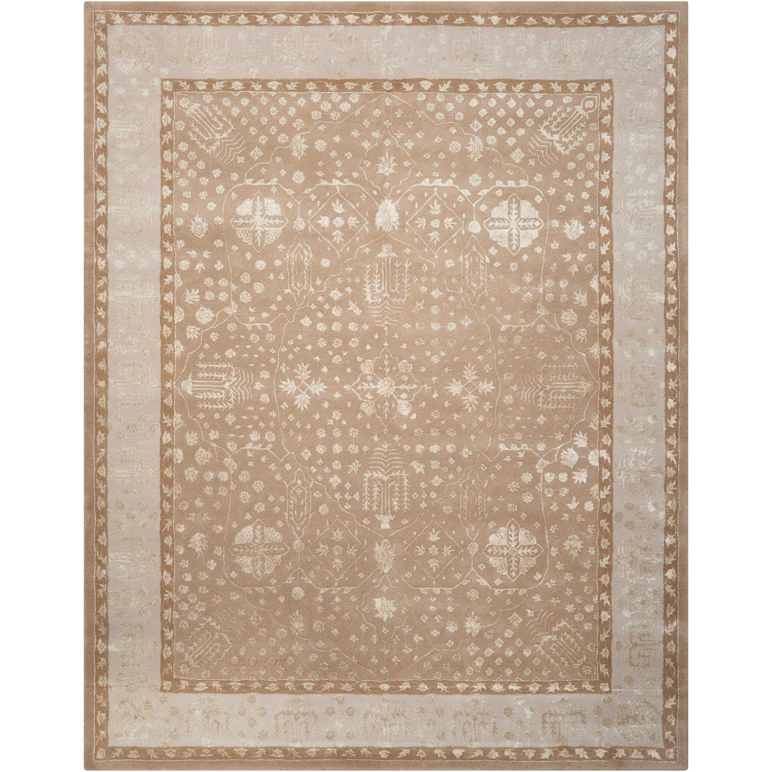 8' x 11' Warmtaupe Rectangle Rug