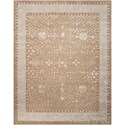 Nourison Symphony 8' x 11' Warmtaupe Rectangle Rug - Item Number: SYM09 WMTAU 8X11