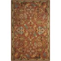 """Nourison Tahoe 5'6"""" x 8'6"""" Penny Rectangle Rug - Item Number: TA13 PENNY 56X86"""