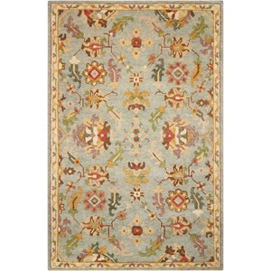 "Nourison Tahoe 7'9"" x 9'9"" Seaglass Rectangle Rug"