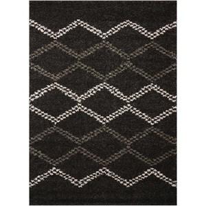 Nourison Tangier 8' x 10' Black Rectangle Rug