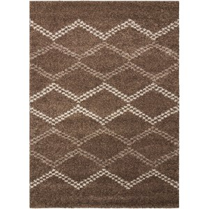 5' x 7' Latte Rectangle Rug
