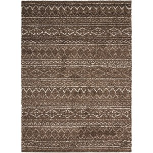 8' x 10' Latte Rectangle Rug