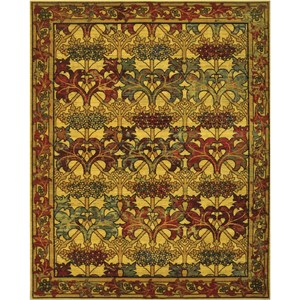 "Nourison Timeless 7'9"" x 9'9"" Stained Glass Area Rug"