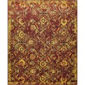 "Nourison Timeless 8'6"" x 11'6"" Pomegranate Area Rug - Item Number: 21046"