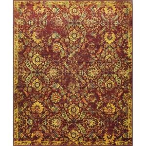 "Nourison Timeless 9'9"" x 13' Pomegranate Area Rug"