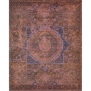 "Nourison Timeless 9'9"" x 13' Blush Area Rug"