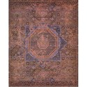 "Nourison Timeless 9'9"" x 13' Blush Area Rug - Item Number: 21053"