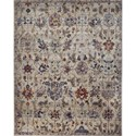 "Nourison Timeless 7'9"" x 9'9"" Taupe Area Rug - Item Number: 21126"