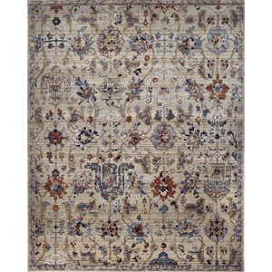 "Nourison Timeless 9'9"" x 13' Taupe Area Rug"