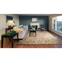 Nourison Timeless 12' x 15' Copper Area Rug