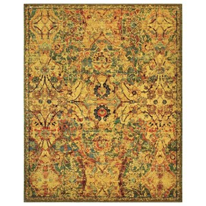 Nourison Timeless 12' x 15' Olive Rectangle Rug