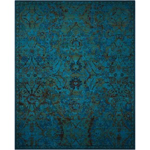 Nourison Timeless 12' x 15' Peacock Rectangle Rug