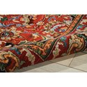 Nourison Timeless 12' x 15' Red Rectangle Rug