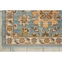 Nourison Timeless 12' x 15' Light Blue Rectangle Rug