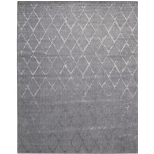Nourison Twilight 12' x 15' Grey Area Rug