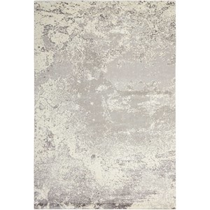 "Nourison Twilight1 8'6"" X 11'6"" Bone Rug"