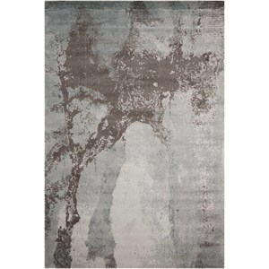 Nourison Twilight1 12' X 15' Sea Mist Rug